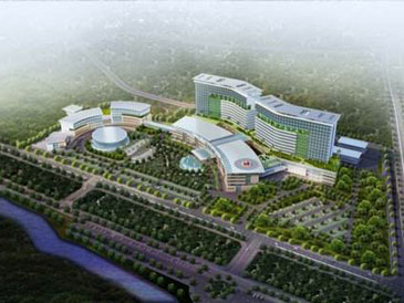 GROUND BREAKING CEREMORY OF 1,500 BEDS BINH DUONG HOSPITAL