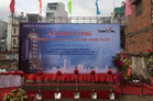 GROUND BREAKING CEREMORY OF SAIGON ASIANA PLAZA PROJECT